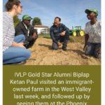 Gold Star Alumni- Biplab Ketan Paul